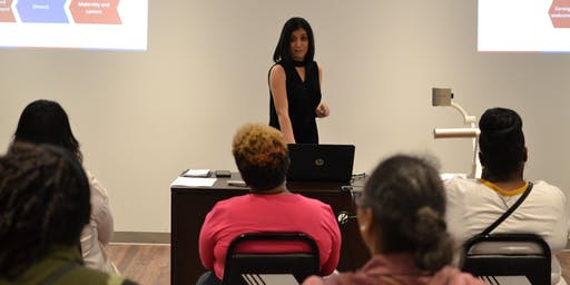 WOMEN BUILDING WEALTH - NETWORKING AND WORKSHOP