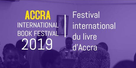 Accra International Book Festival 2019 tickets