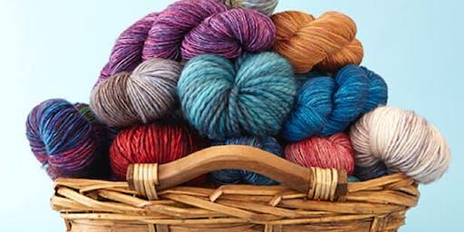 Knit-A-Long: Camp Socks (or Socks 101...?)
