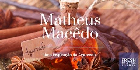Matheus Macêdo inspira Braga bilhetes