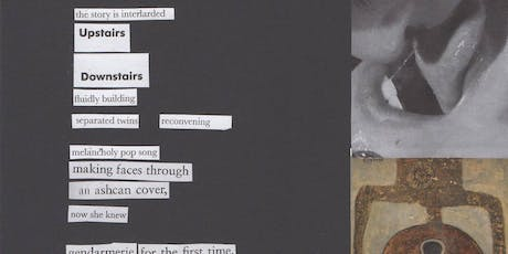 1525: Collaging Poetry Workshop tickets