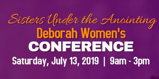 Sisters Under The Anointing Deborah Women's Conference
