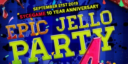 EPIC JELLO PARTY 4