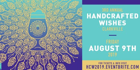 Hand Crafted Wishes Clarksville 2019 tickets