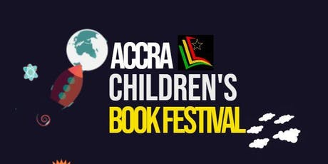 Accra Children's Book Festival 2019 tickets