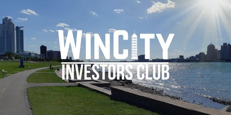 Wholesaling 101 and Windsor Economic Update tickets