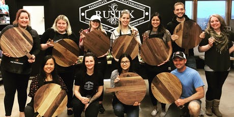 Beer Me... Craft Beer & Pizza Board Workshop   tickets