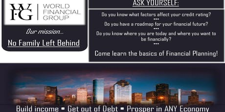 Financial Literacy/Freedom: How to Prosper in ANY Economy! tickets