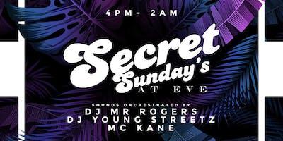 EvE SECRET SUNDAYS