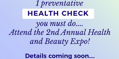 Y.A.N.A. .Org. 2nd Annual Health And Beauty Expo