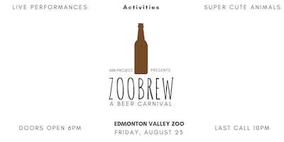 Zoobrew 2019 (Zoo Brew at the Edmonton Valley Zoo)