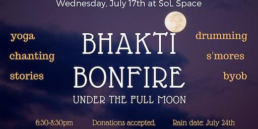 Bhakti Bonfire