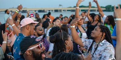 THE 90'S HIP HOP | R&B BOAT PARTY 7/7/19
