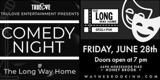 Comedy Night at the Waynebrook Inn