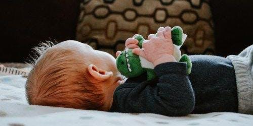 mama & infant classes (3-5 months)