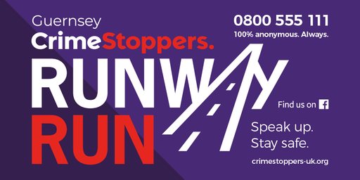The Crimestoppers Speak up. Stay safe. Runway Run 2019