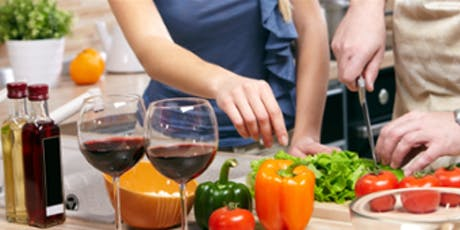 COUPLES ROMANTIC COOKING PARTIES  - Fri, 8/23/19 - *** $250 PER COUPLE *** tickets