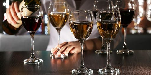Sip & Learn: Wine 101