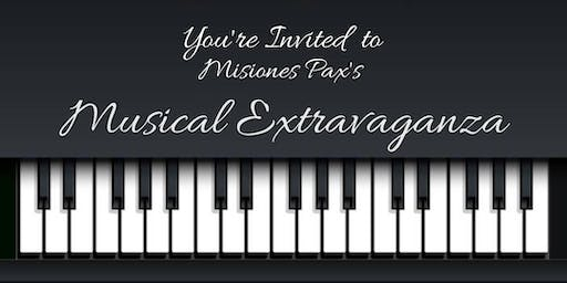 Misiones Pax's Wine and Cheese Musical Extravaganza