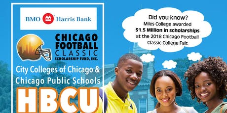 CFC 2019 HBCU COLLEGE FAIR - 7th - 8th GRADES STUDENT REGISTRATION tickets
