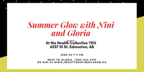 Summer Glow with Nini and Gloria  tickets
