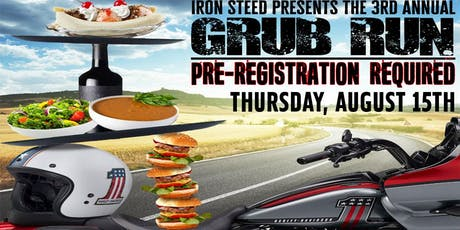 3rd Annual Grub Run tickets