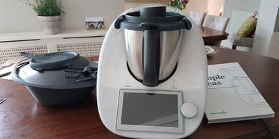 Taste of Summer with Thermomix