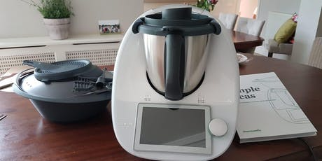 Taste of Summer with Thermomix tickets