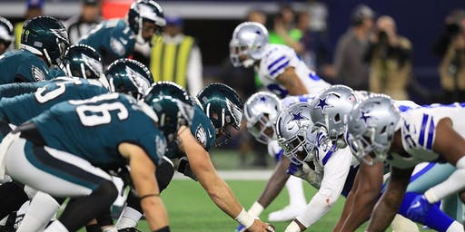Cowboys vs Eagles New Orleans Watch Party