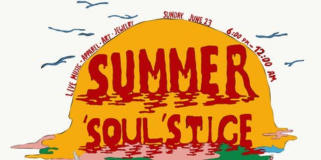 SUMMER 'SOUL'STICE tickets