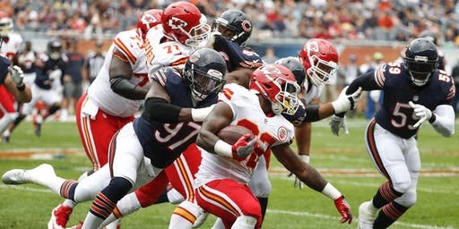 Chiefs vs Bears New Orleans Watch Party