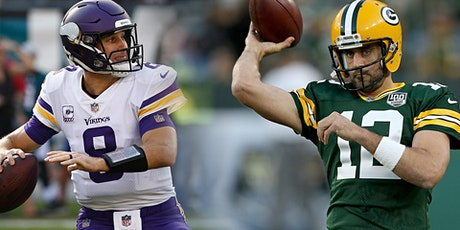 Packers vs Vikings New Orleans Watch Party tickets