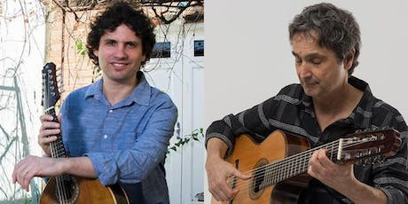 Almir Côrtes & Ricardo Peixoto: Brazilian Music for Mandolin & Guitars tickets