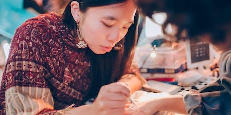 貝殼窩青年旅舍/Henna魔法師騎掃帚計畫Backpackers Inn, Taipei tickets
