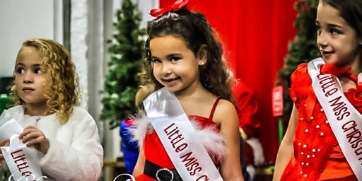 Little Miss and Little Mr. Christmas Pageant 2019