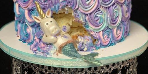 Cake Nite: Greedy Mermicorn