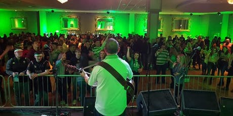 Damien Quinn Folk Fundraiser Night tickets