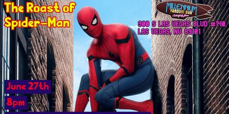 The Roast of Spider-Man tickets