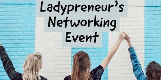 Ladypreneur's Networking Event (June)