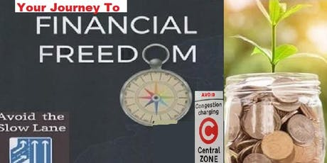 YOUR JOURNEY TO FINANCIAL FREEDOM tickets
