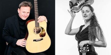 Spätsünder Meisterkonzert: Tony McManus & Julia Toaspern Tickets