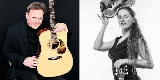Spätsünder Meisterkonzert: Tony McManus & Julia Toaspern