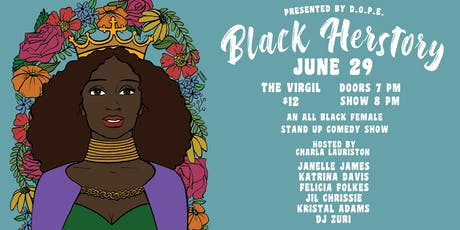 Black Herstory @ The Virgil tickets