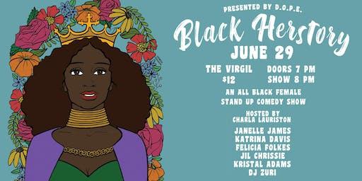Black Herstory @ The Virgil