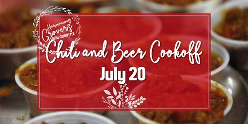 HGV Chili & Beer Cookoff