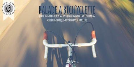 Balade à Bich'Yclette billets