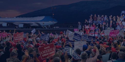 Roosevelt Republican  Trump Campaign for Re-election Watch Party