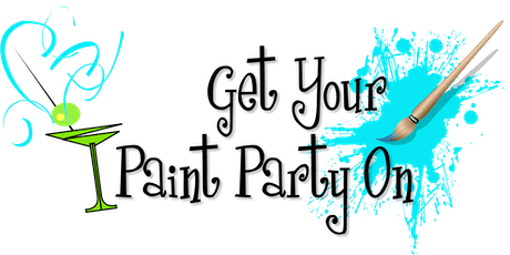 Dress For A Mess and Join Us For A Paint Party tickets