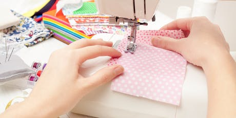 Learn SEWING BASICS @ The Fashion Class tickets