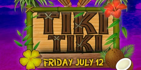 Tiki Tiki tickets